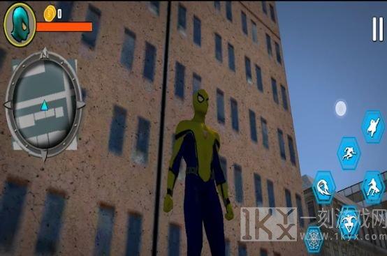 超级蜘蛛绳英雄拉斯维加斯大佬
