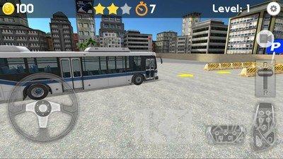 巴士停车大师3d