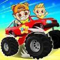 怪物卡车弗拉德和尼基