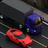 交通涡轮赛车