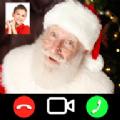 圣诞老人视频通话