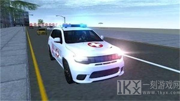 2021救护车司机