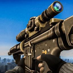 陆军反恐狙击手