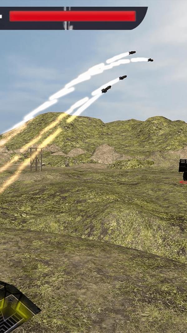 远程导弹打击