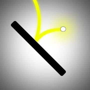 激光反射白球