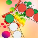 彩色球分类