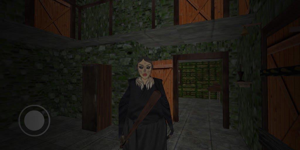 祖传房子的可怕奶奶