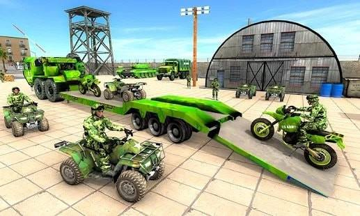 陆军运输模拟器2021