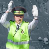 交通调度员