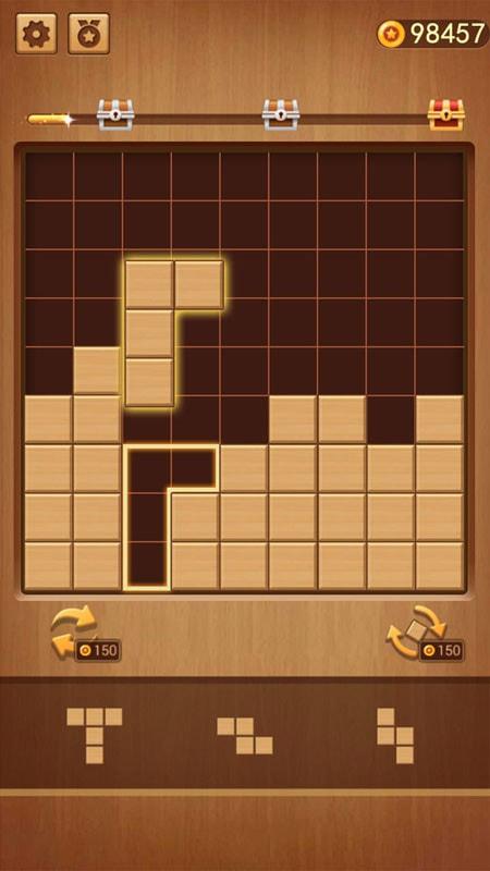 方块拼图大闯关