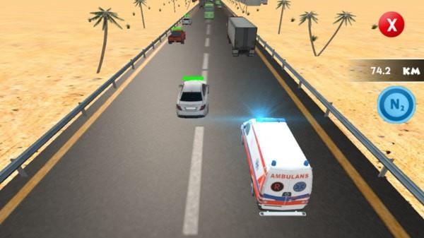 极速救护车