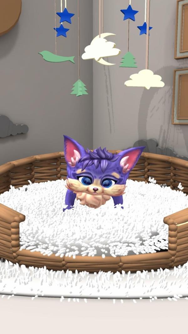 我的虚拟宠物猫