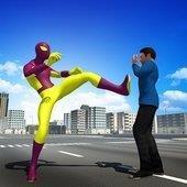 惊人的蜘蛛英雄