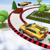 希尔城汽车特技3D