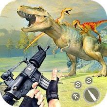3D恐龙射击比赛