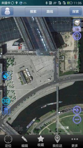 奥维互动地图截图
