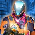 史诗般的科幻战争机器人大战