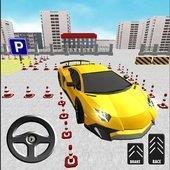 现代停车场预约停车