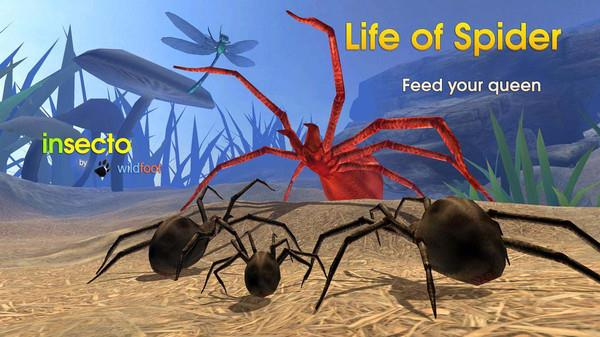 蜘蛛模拟器
