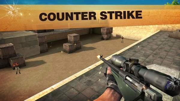 暴击CS狙击手