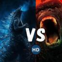 哥斯拉vs怪物