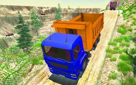 重型货运运输卡车