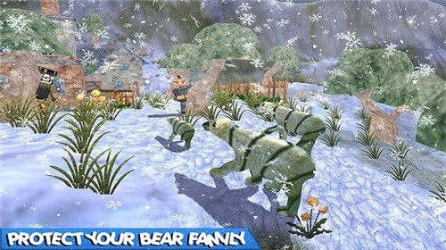 熊家庭幻想丛林