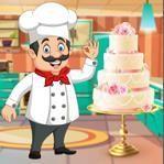 蛋糕制作厨师
