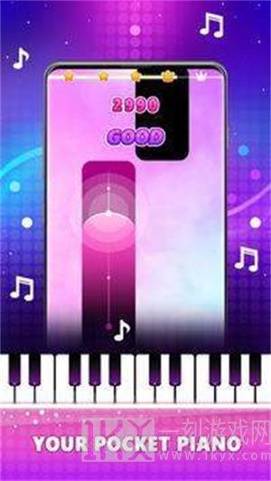 魔术粉钢琴家
