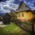 美丽的乡间别墅