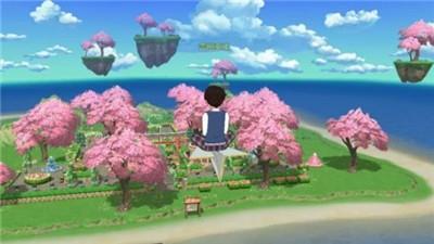 小森生活风之岛