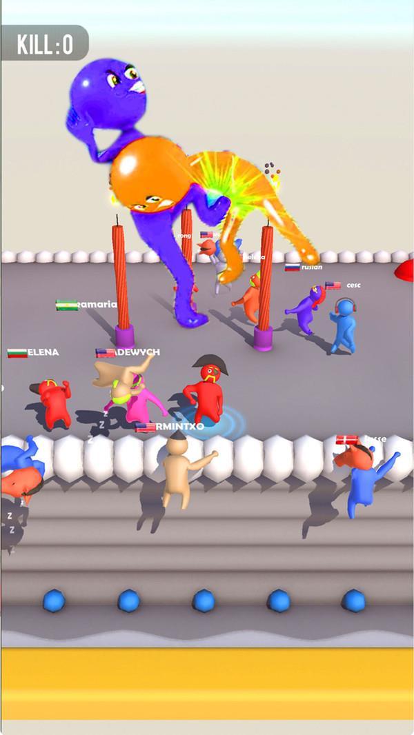超级外星狗-人类激斗派对