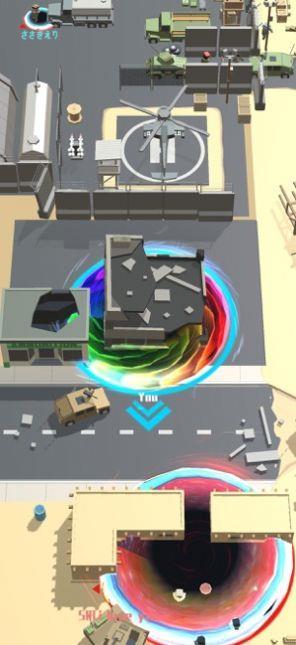 黑洞吞噬模拟器