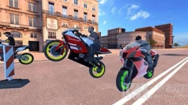 X3M摩托驾驶