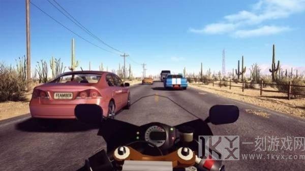 顶尖摩托车手