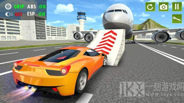 凯龙汽车模拟器