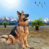 牧羊犬动物3D