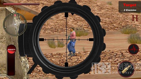现代狙击使命