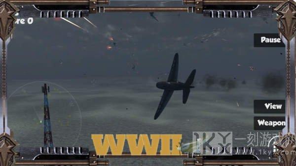 现代空战人类复仇