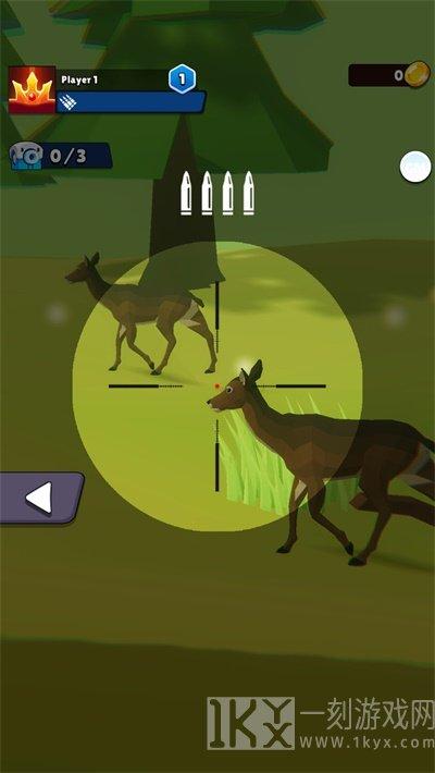 大草原狩猎