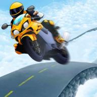 指尖摩托车特技
