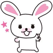 棉花糖耳兔
