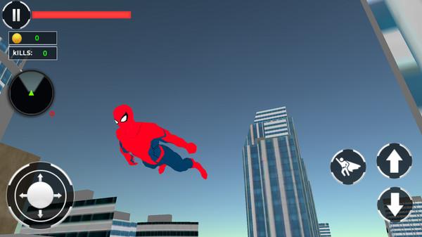 蜘蛛侠英雄之城截图