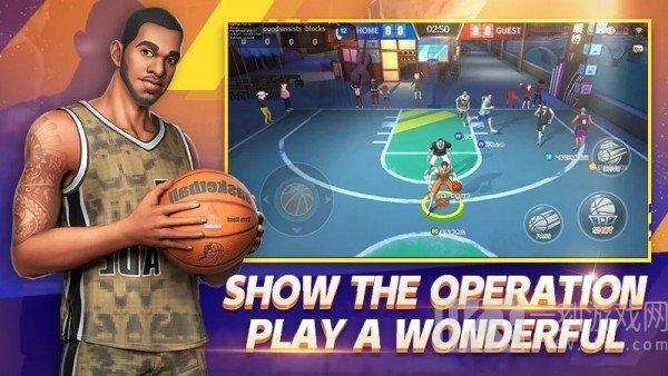 趣味篮球巨星