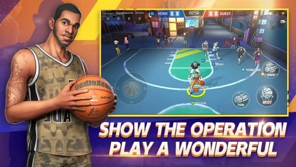 趣味篮球巨星截图