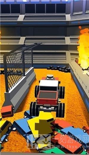 怪兽卡车竞技场