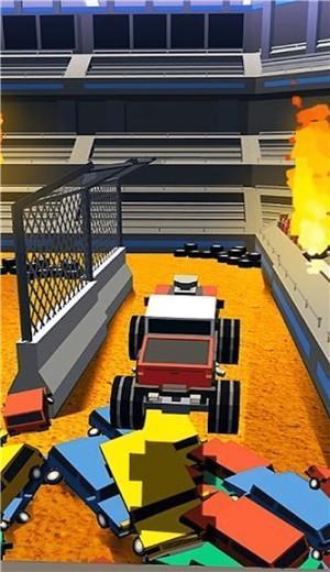 怪兽卡车竞技场截图