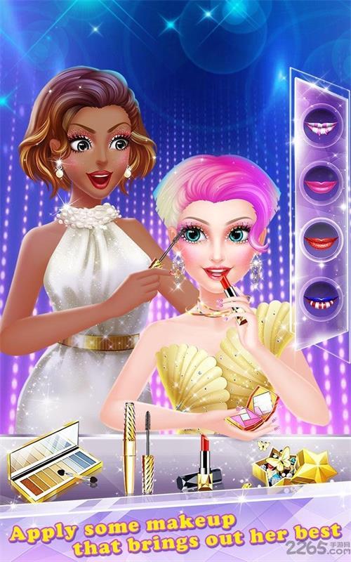 芭比明星美发屋截图