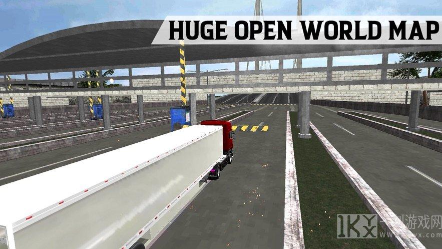 卡车驾驶模拟器2021