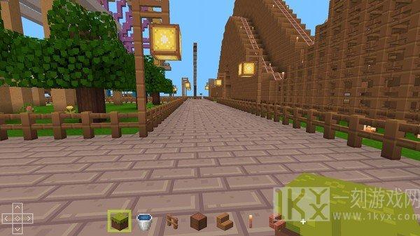 沙盒工艺3D世界